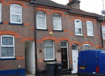 Thumbnail 2 bed terraced house to rent in Hartley Road., Hightown, Luton
