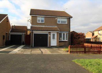 3 bed detached house for sale in Hazelmere Crescent, Eastfield Glade, Cramlington NE23