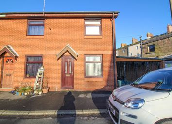 Thumbnail 2 bed end terrace house for sale in Kent Street, Fleetwood