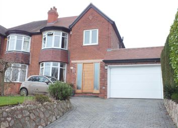 Thumbnail 3 bedroom semi-detached house to rent in Penns Lane, Sutton Coldfield