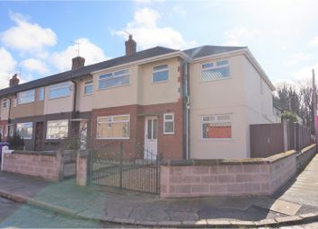 Thumbnail 5 bed semi-detached house for sale in Crosby Green, Liverpool