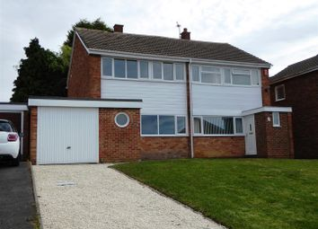 Thumbnail 3 bed semi-detached house for sale in South Drive, Newhall