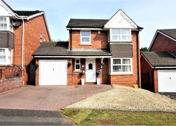 Thumbnail 4 bed detached house for sale in Bridle Grove, West Bromwich