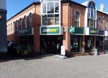 Retail premises to let in 14 - 16 Wote Street, Basingstoke RG21