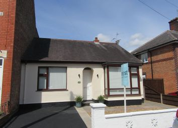 Thumbnail 2 bed semi-detached bungalow for sale in New Street, Blaby, Leicester