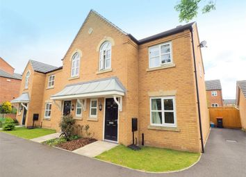 Thumbnail 3 bed semi-detached house to rent in Lindleys Lane, Kirkby-In-Ashfield