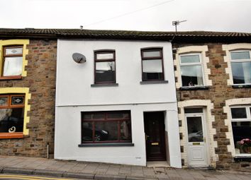 Thumbnail 3 bed terraced house for sale in Court Street, Tonypandy