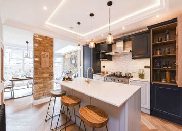 Thumbnail 4 bed terraced house for sale in Lynmouth Road, London