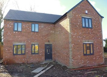 Thumbnail 4 bedroom detached house for sale in Plot A, Oak House Farm, Stanfree, Chesterfield