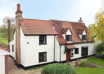 Thumbnail 3 bed cottage for sale in Old Barningham Road, Stanton, Bury St. Edmunds