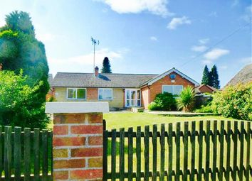 Thumbnail 4 bed detached bungalow for sale in Finedon Road, Burton Latimer, Kettering