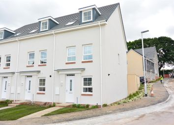 Thumbnail 3 bed terraced house to rent in Charnley Drive, Bodmin