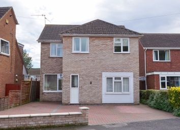 Thumbnail 5 bed detached house for sale in The Mead, Lincoln