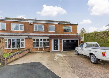 Lockerbie Close, Leek, Staffordshire ST13. 5 bed semi-detached house for sale
