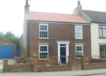 Thumbnail 4 bedroom cottage for sale in York Road, Shiptonthorpe, York