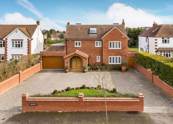 Thumbnail 5 bed detached house for sale in Cheyham Way, South Cheam, Sutton