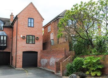 Thumbnail 3 bed town house for sale in Priory Road, Warwick