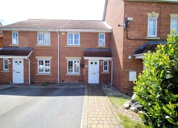 Thumbnail 3 bed town house for sale in Cherry Tree Walk, Knottingley, West Yorkshire