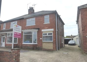 Thumbnail 3 bed semi-detached house for sale in Skippingdale Road, Scunthorpe