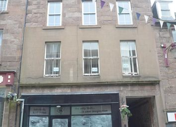 Thumbnail 2 bed flat to rent in High Street, Brechin