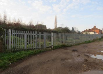 Thumbnail Land for sale in Long Lane, Shirebrook, Mansfield