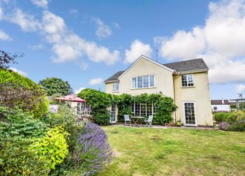 Thumbnail 4 bed detached house for sale in Broadclyst, Exeter