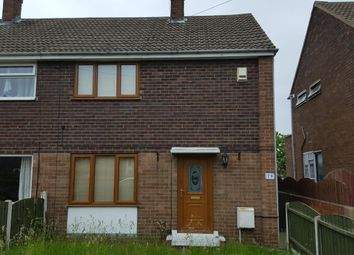 Thumbnail 2 bed property to rent in Woodside, Castleford