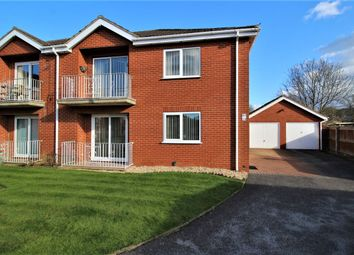 Thumbnail 2 bed flat for sale in St. James Court, Grimsby