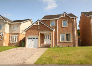 Thumbnail 4 bed detached house for sale in Moray Park Wynd, Inverness