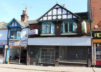Thumbnail Retail premises to let in 71-73 Wellington Street, Luton, Bedfordshire