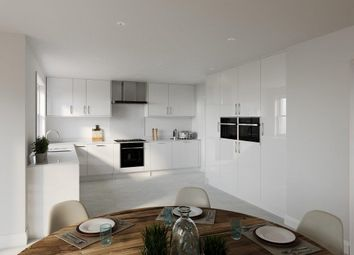 Thumbnail 4 bed detached house for sale in The Burlington, Bratton Grange, Telford