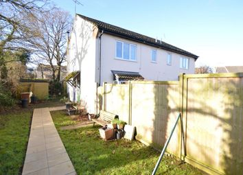 Thumbnail 1 bed semi-detached house for sale in Wright Drive, Copplestone, Crediton, Devon