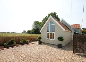 Thumbnail 3 bed detached house for sale in Debenham Road, Crowfield, Ipswich