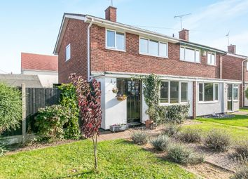 Thumbnail 3 bed semi-detached house for sale in Pump Mead Close, Southminster
