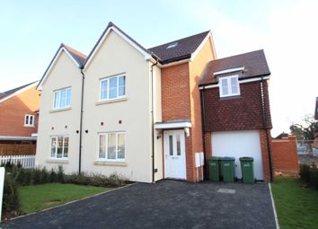 Thumbnail 4 bed semi-detached house to rent in Frampton Terrace, Montbelle Road, New Eltham