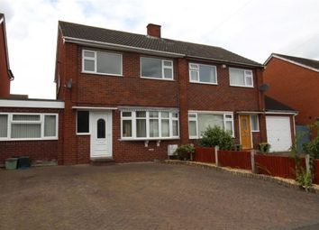 Thumbnail 4 bed semi-detached house to rent in Green Lane, Shrewsbury, Shropshire