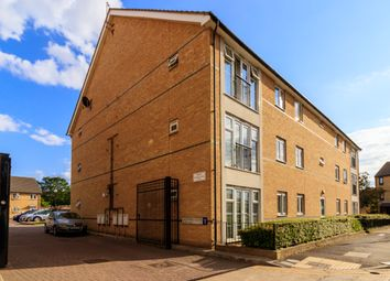 Thumbnail 2 bed flat for sale in Lacewing Close, London