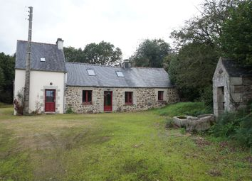 Thumbnail 3 bed country house for sale in Scrignac, Finistere, 29640, France
