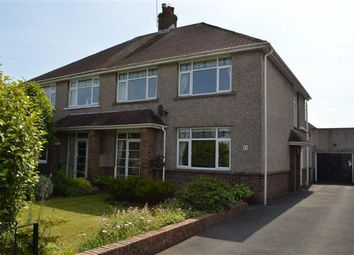 Thumbnail 3 bed semi-detached house for sale in Hendy Close, Swansea