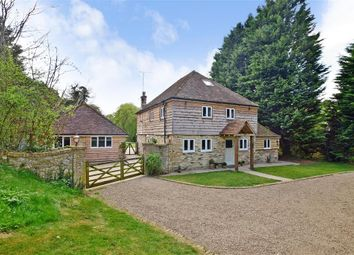Thumbnail 4 bed detached house for sale in Hasteds, Hollingbourne, Maidstone, Kent