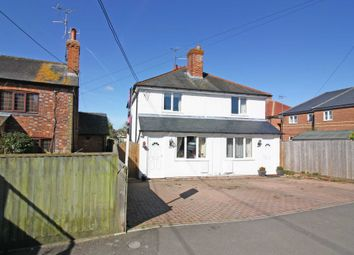 Thumbnail 2 bed semi-detached house for sale in Honey Lane, Cholsey, Wallingford