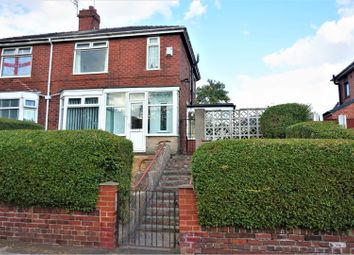 Thumbnail 3 bedroom semi-detached house for sale in St. Marys Road, Manchester