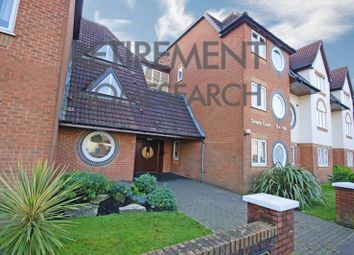 Thumbnail 1 bed flat for sale in Downy Court, Poole