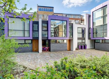 Thumbnail 2 bed terraced house to rent in Brewery Square, London