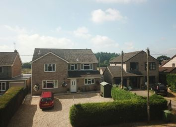 Thumbnail 4 bed detached house for sale in With 1 Bedroom Attached Annex, Ellwood, Coleford, Gloucestershire