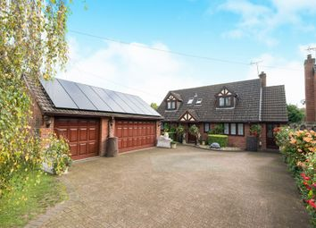 Thumbnail 4 bed detached bungalow for sale in Walworth Road, Picket Piece, Andover