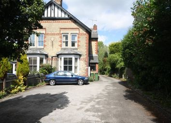 Thumbnail 1 bed flat to rent in Station Road, Kirby Muxloe, Leicester