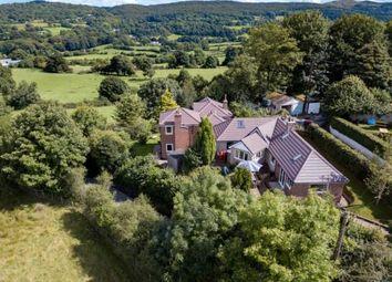 Thumbnail 4 bed detached house for sale in Bryn Eithin, Tafarn Y Gelyn, Llanferres, Mold
