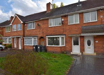 Thumbnail 3 bed terraced house for sale in Castleton Road, Birmingham