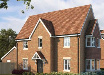 Thumbnail 4 bed detached house for sale in Gilbert White Way, Alton, Hampshire